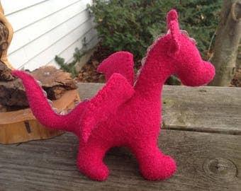 Pink Dragon Baby