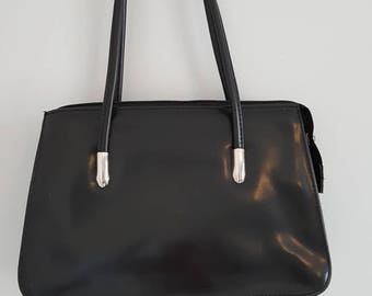 Bag / vintage / black / handbag