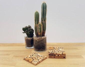 Log Slices Coaster