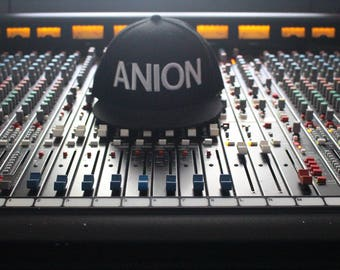 Official Anion Space Boy Hat
