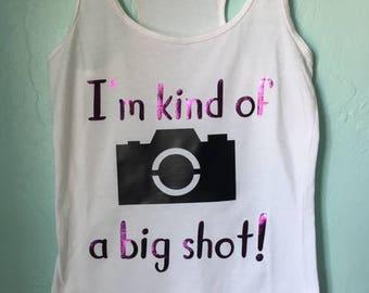 I'm kind of a big shot!