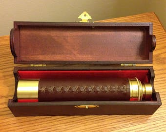 Vintage Collectible Hand Telescope