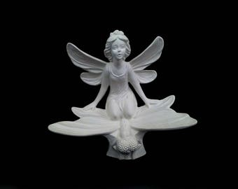 Fairy on Dragonfly