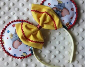 Dumbo inspired Disney ears