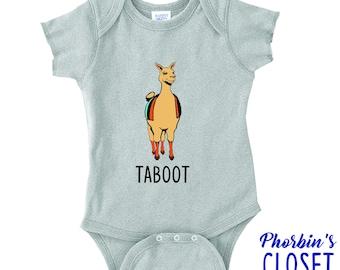 Phish Baby, Phish Lyric Shirt, Phish Llama Baby, Taboot Shirt, Llama Taboot, Phish Lot Shirt, Phish Baby Shirt, Phish Llama Onesie