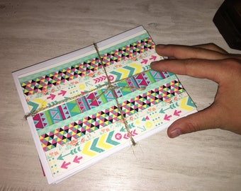 Funky Cards notecards