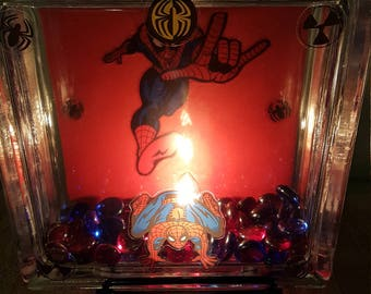Spiderman Night Light