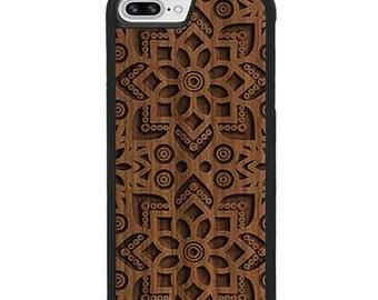 Pizzo di Prata wood phone case