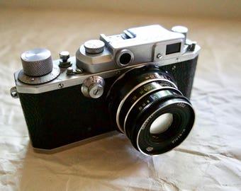 Canon IIb Vintage 35mm Film Camera