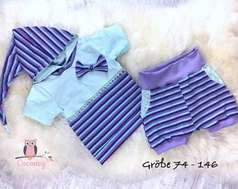 Children shirt and shorts set