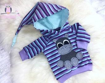 Hoodie pullover shirt kids