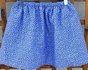 skirt elasticated T 6 years
