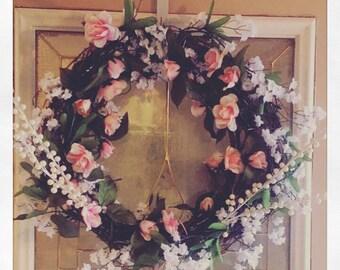 Beautiful Floral Wreath