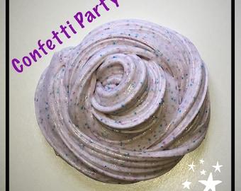 Confetti Party Slime