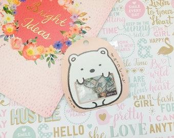 One pack of cute sumikko gurashi stickers/ cute japanese stickers/ kawaii planner stickers