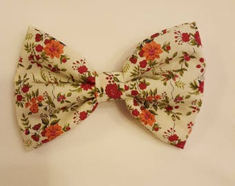 Stunning,hair bows, children's, adult's,  fashion, clips, hair, flower, pink, Liberty of London, floral, flowers, elagent,