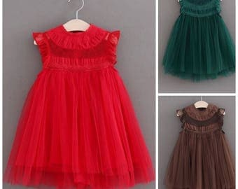 Pre order Christmas dress