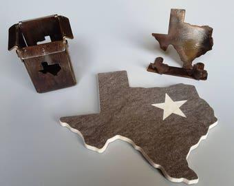 Texas Desk Set