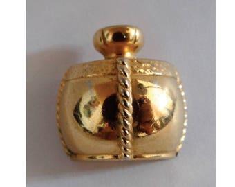 Yves Saint Laurent Brooch. Brooch Yves Saint Laurent. YSL jewelry. Yves Saint Laurent accessory.