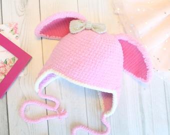 Hat Bunny/ Шапочка Зайчик
