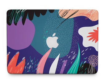 DARK FOREST Macbook 12 case, Macbook case, Macbook Air 13 case, Macbook Air 13 case, Macbook Air case, Macbook Pro 2017 case, new Macbook