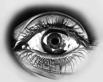 Custom Eye(s) Painting or Drawing