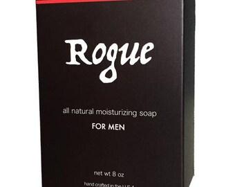 All Natural Bar Soap for Men
