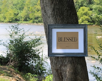 Blessed are those who trust in the Lord - Jeremiah - Digital Download Print