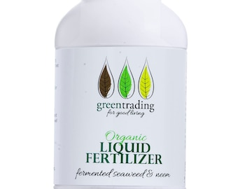 Organic Liquid Fertiliser 250 Ml