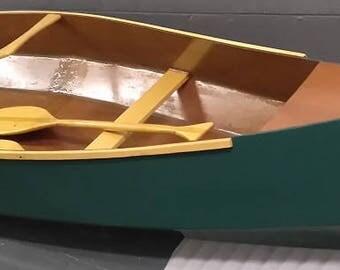 DIY Boat Building Plans for our Peasemarsh 12 Canoe