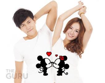 Disney couple shirt disney lover gifts disney couple shirts couple shirts funny couples shirts couple matching shirts disney shirts mickey