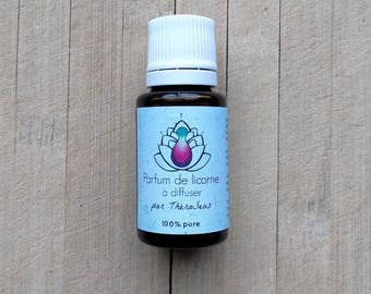Unicorn fragrance, essential oil diffuser, diffuser, natural product