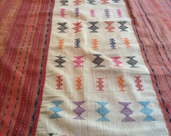Buna weave textile from Timor