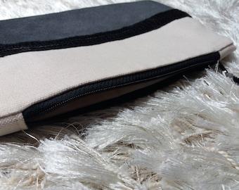 Two-tone original feminine suedine Kit