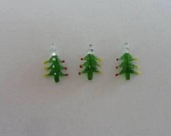 Delicate glass - Murano Christmas tree