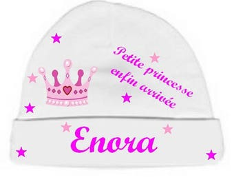 Beanie Baby white Petite Princess come personalized with name