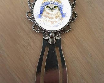 "Bookmark ""OWL ready for winter"""