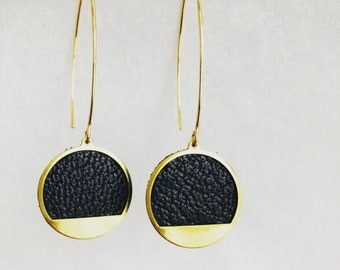 Earrings • gold LANYA•
