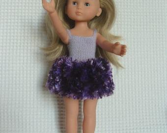 Doll clothing sweethearts, skater dress