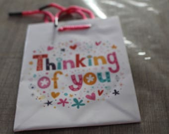 THINKING OF YOU gift bag