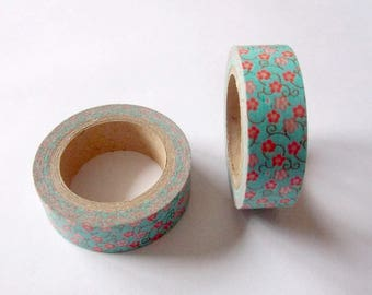 """Duct tape """"Blue meadow"""""""