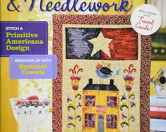 Cross-Stitch & Needlework, July 2012