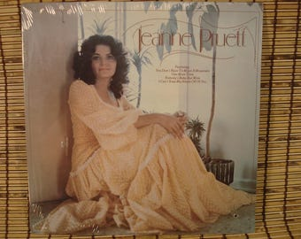 Jeanne Pruett LP - Sealed - MCA Records - 1974