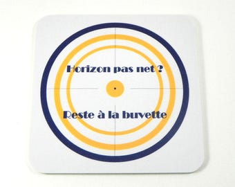 Coaster humorous funny underneath glass coaster not net Horizon? Rest at the bar