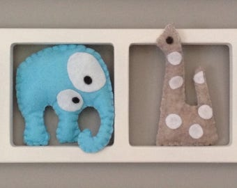 children's room and baby. Original design and personalized!