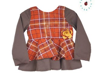 The Kloe, Autumn Plaid