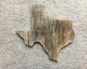Texas Wall Decoration