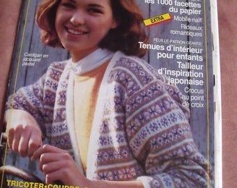 hand made, step by step Magazine February 1992