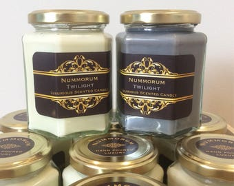 Hand Made Soy Candle - Twilight 12 oz (280ml)