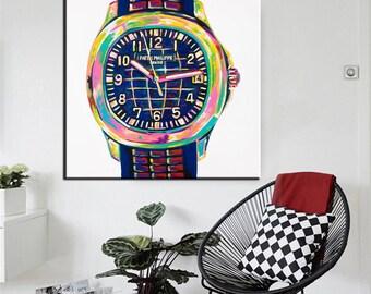 "Luxury Watch ""Patek Philippe Aquanaut"""